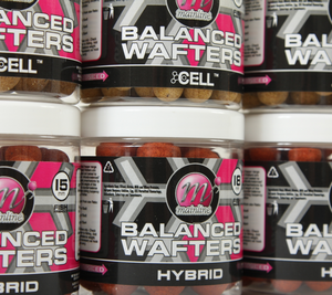 Dedicated Base Mix Balanced Wafters - Mainline