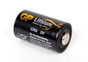 batteria cr2 lithium nash