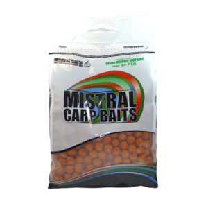 Boilies Rosehip Isotonic Mistral Baits