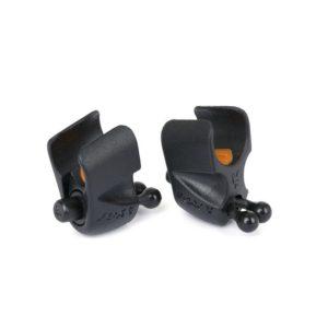 Black Label Adjustable Rod Clip Fox